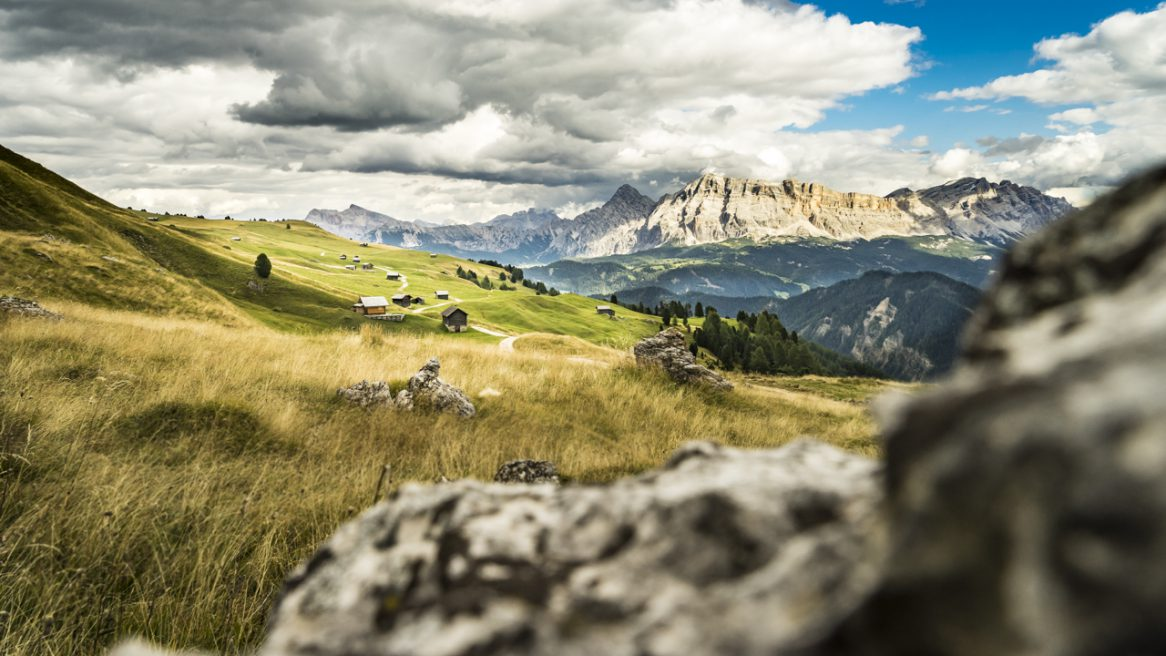 Coverstory Dolomiten