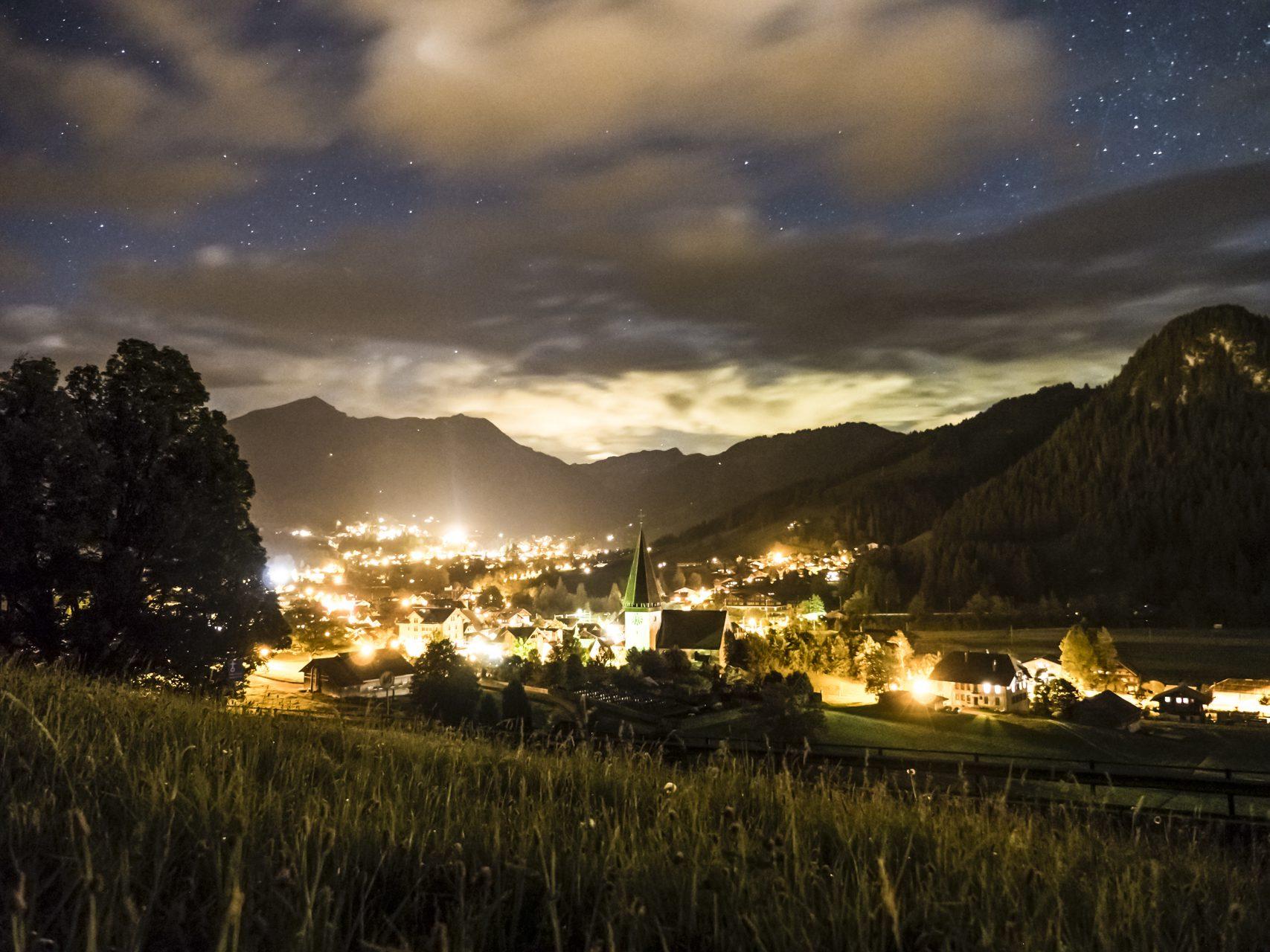 Saanen und Gstaad