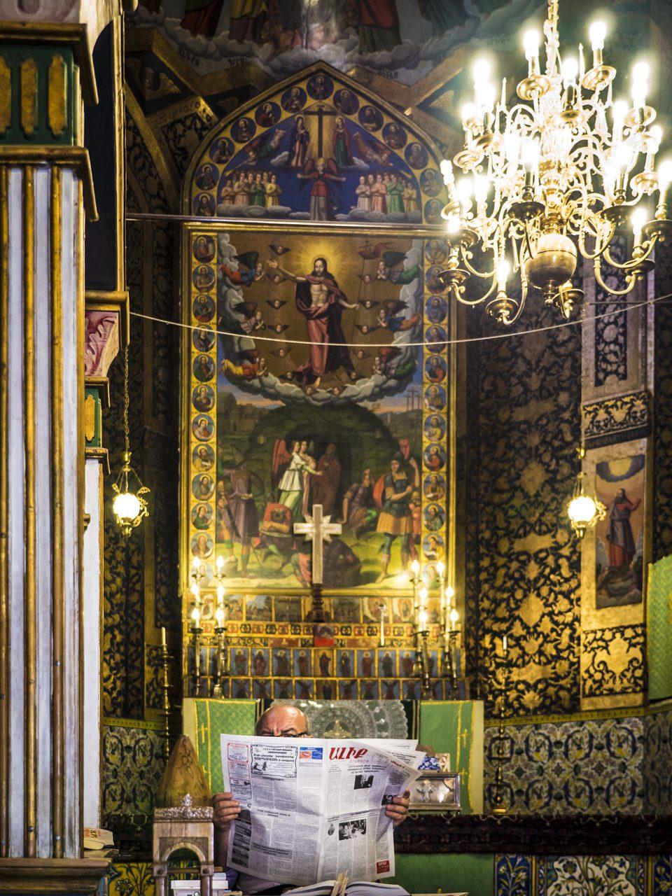 Iran, Isfahan, Vank-Kathedrale, Asien, 18.07.2014