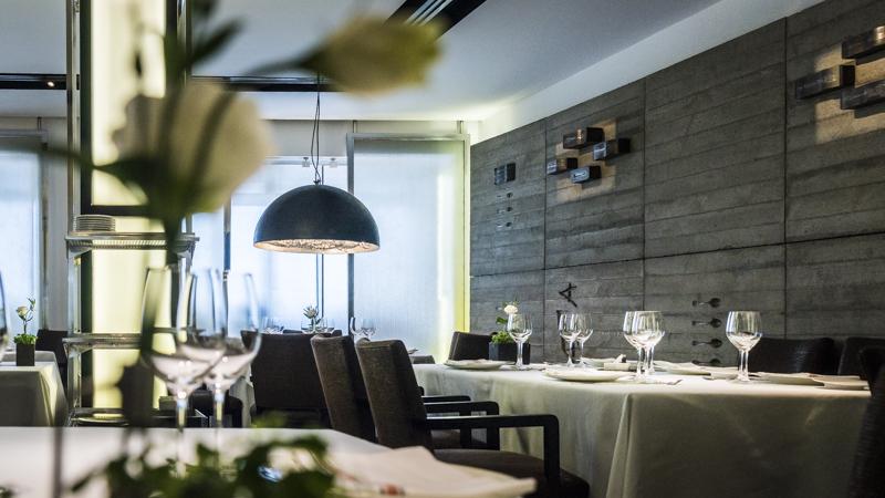 """Restaurant """"Arzak"""" von Starkoch Jose Mari Arzak"""