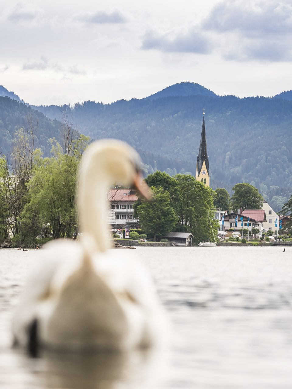 Sommer am Tegernsee