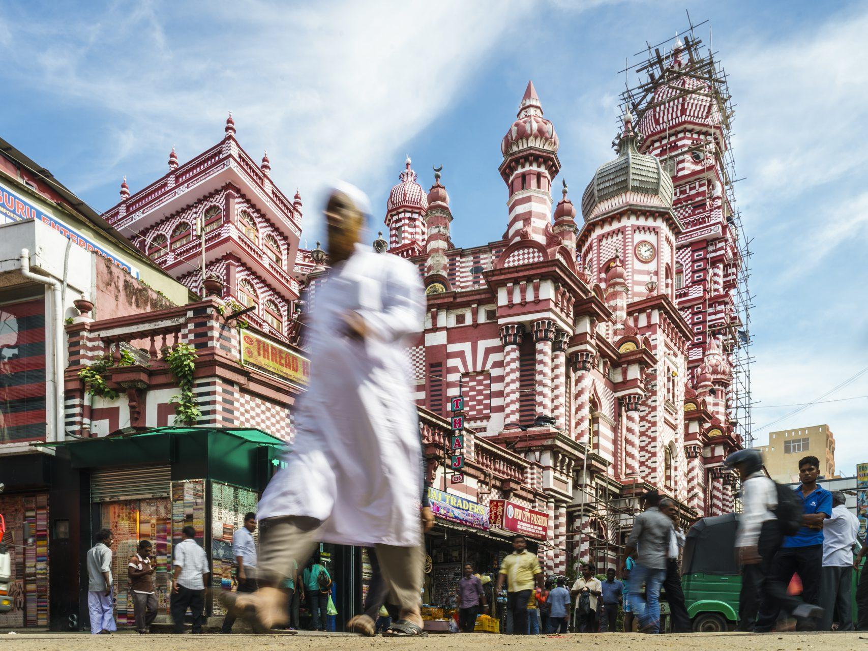 Sri Lankas Süden