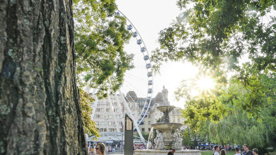 Ungarn – Budapest und Plattensee