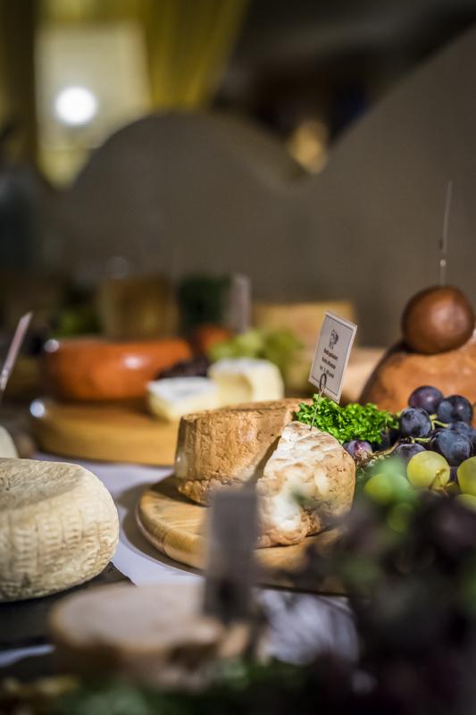 30 Käse-Spezialitäten am Abend