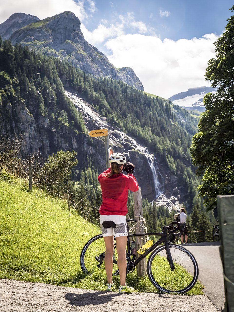 Wasserfall Geltenschuss