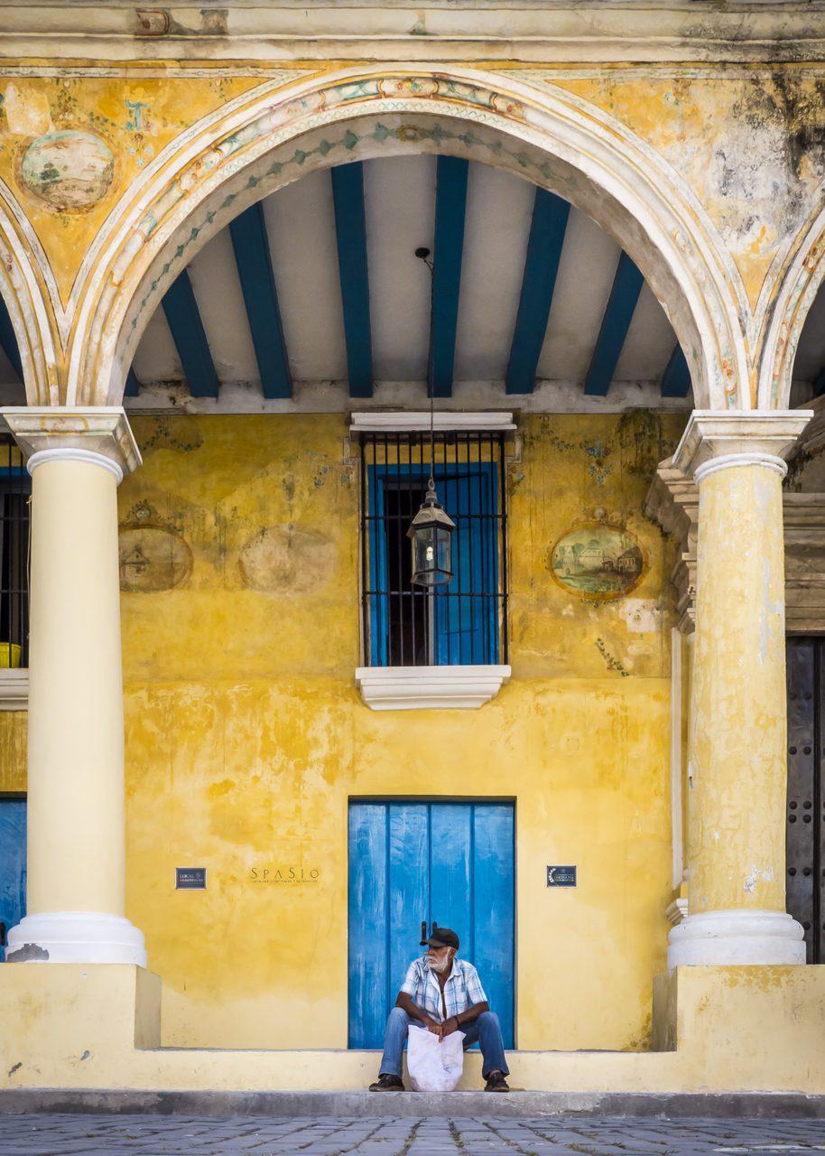 Havanna, Plaza Vieja.