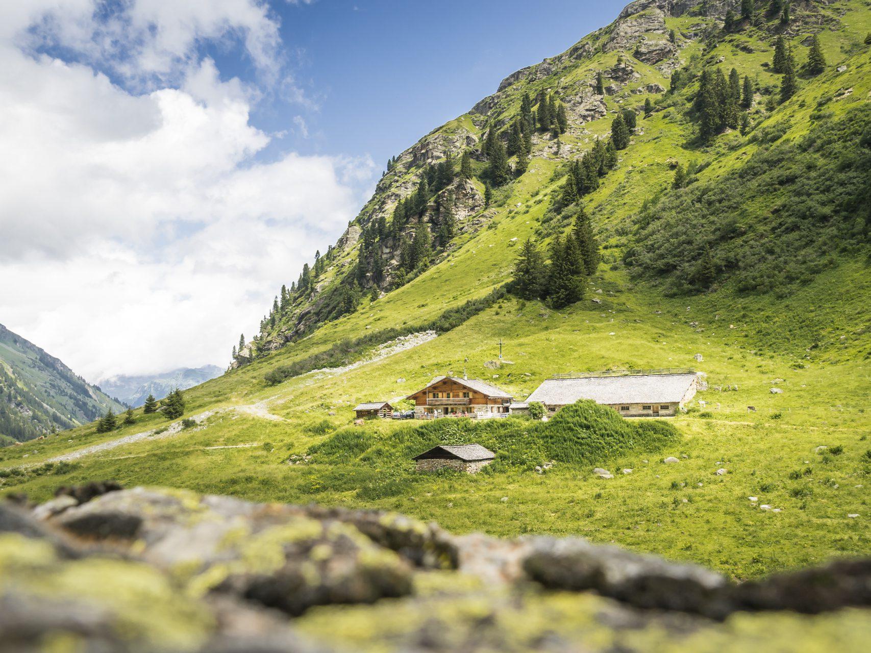 Wanderung Alpe Ganera