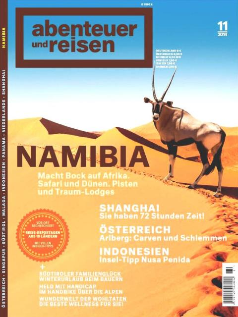 Namibia Cover