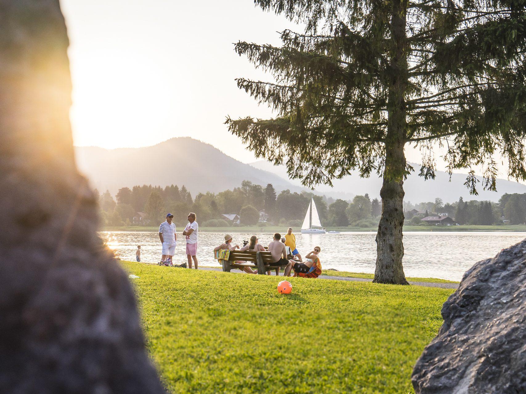 Sommer am Tegernsee
