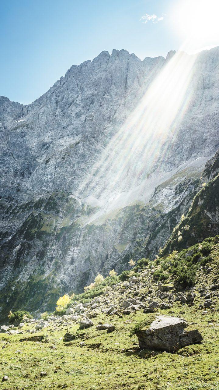Herbst im Karwendel
