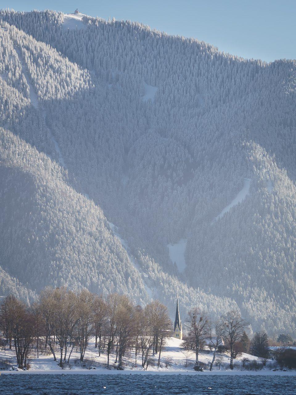 Winter in Bayern