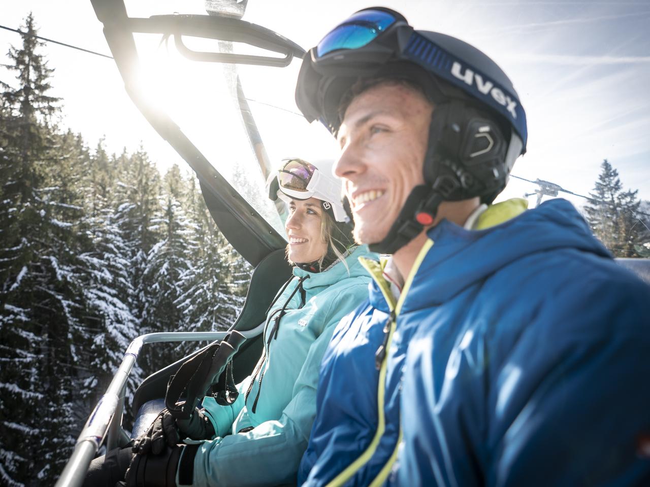 Schnee, Ski & Rodel für ALPEN PLUS Fotografie Dietmar Denger