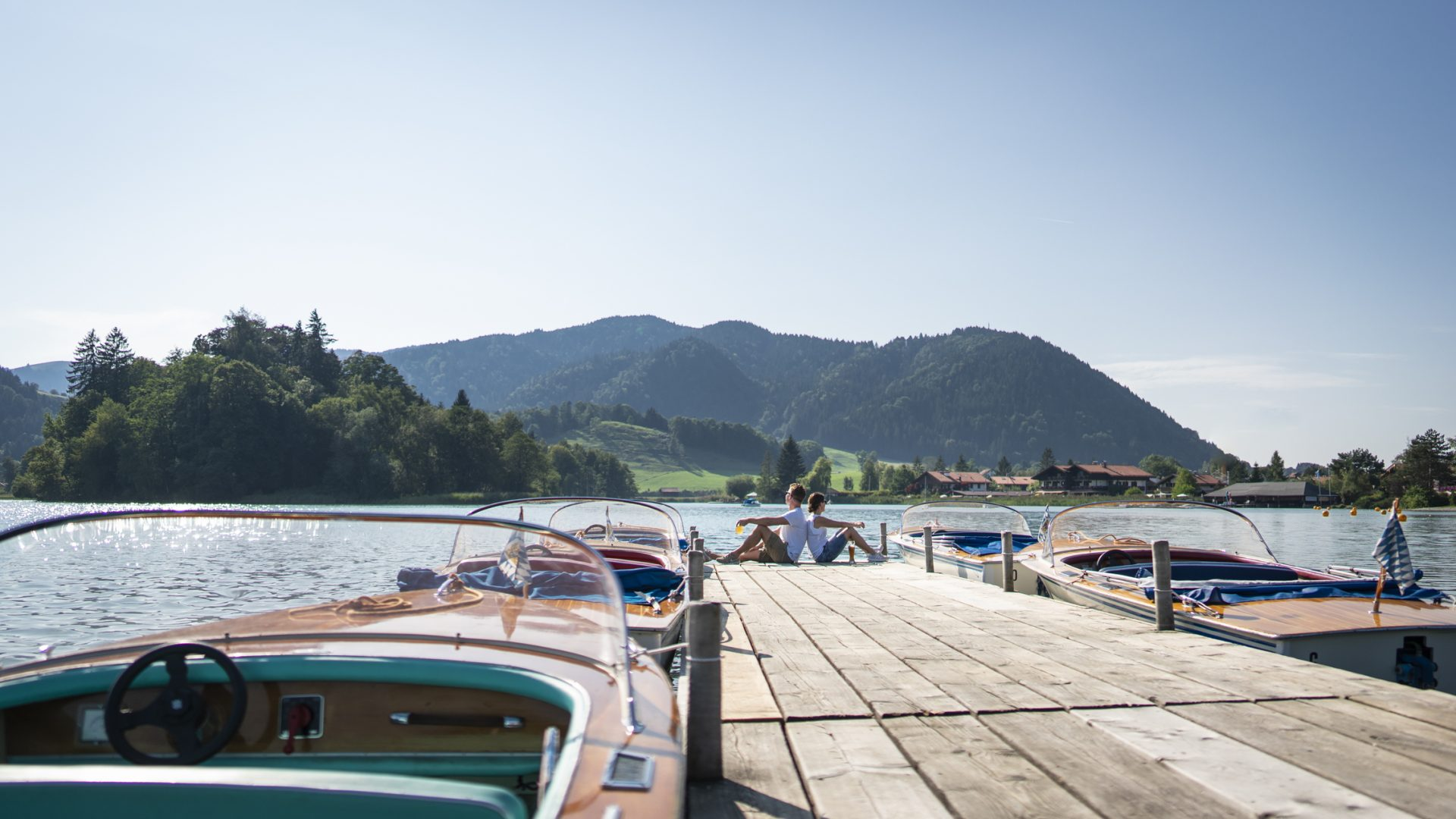 Chillen am Schliersee