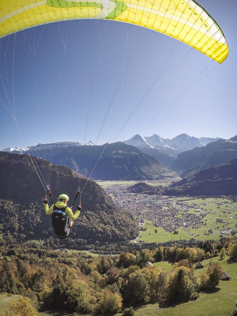 """Berner Oberland für """"abenteuer und reisen"""""""
