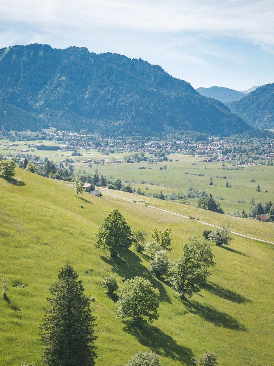 Naturpark Ammergauer Alpen für BayTM