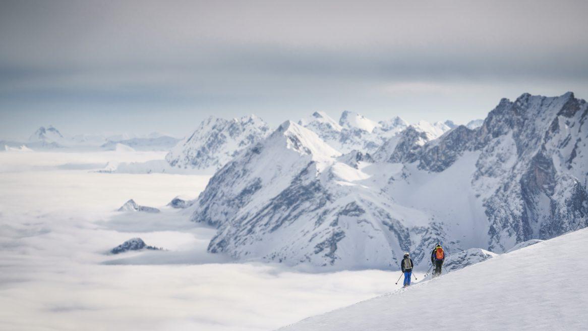 Zugspitze & Großer Arber